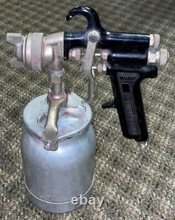 Pistolet De Peinture Vintage Et Coupe Binks Mfg Co Modèle 7 Livraison Gratuite
