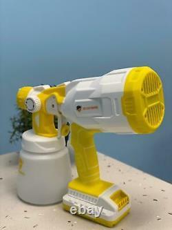 Pistolet De Pulvérisation D'air Multi-usages Pour La Peinture Désinfection À L'air Portable