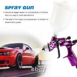 Remplacement Devilbiss Basecoat Paint Spray Gun Cv1 Plus Hvlp Air Cap1.3mm Buse