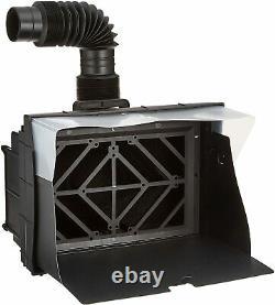 Système De Brosse À Air Tamiya No. 38 Spray Peinture De Travail Booth II Ventilateur Unique 74538 Nouveau