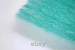 Viskon-aire Paint Spray Booth 300 Pi. Rouleaux De Filtre D'échappement 15 Grammes (1 Rouleau/sac)