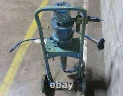 Wiwa Phoenix 321 Vaporisateur Industriel De Pompe À Peinture Airless Avec Le Panier 11032